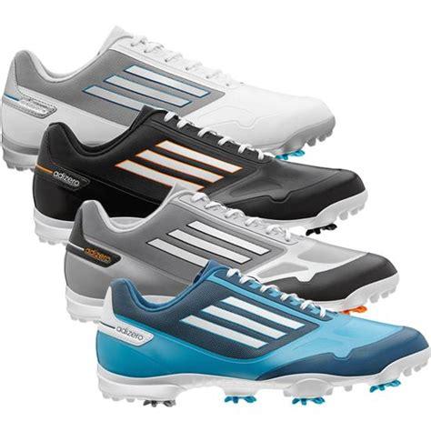 new mens adidas adizero one waterproof golf spikes shoes trainers size 6 12 uk ebay