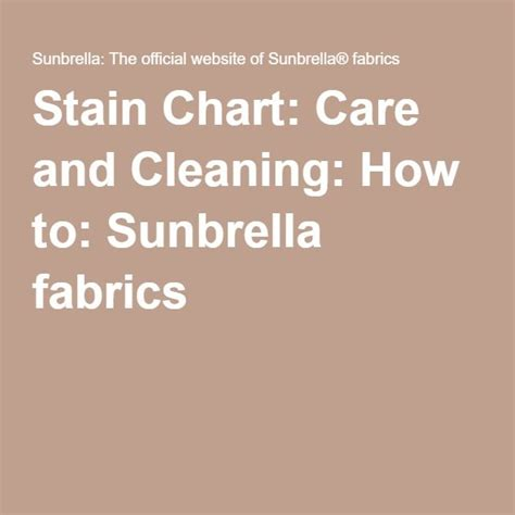 how to clean sunbrella awnings 148 best images about home cleaning on pinterest