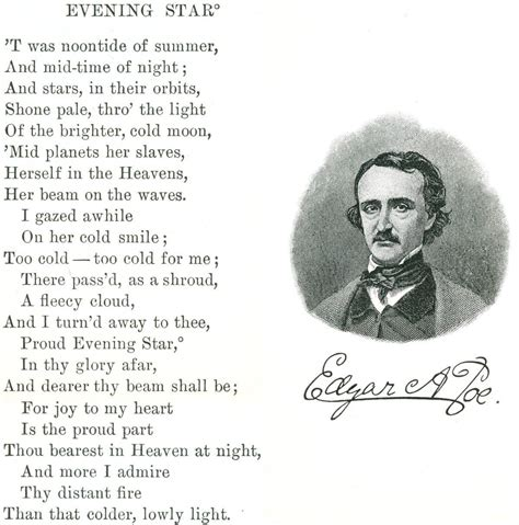 Edgar Allan Poe Evening Thinglink