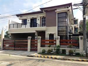 2 storey modern zen design valenzuela city cm builders a dream house with wow effect by metropole architects