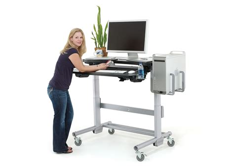 Standing Up Desk Interior Decoration With Guarenteed Health Standing At Your Desk