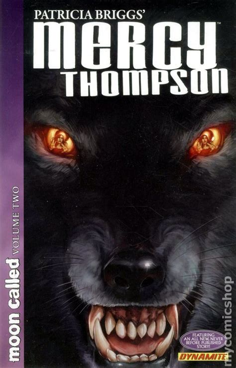 Mercy Thompson Series Buku 1 Moon Called Lolongan Malam mercy thompson moon called tpb 2011 dynamite 2 1st nm