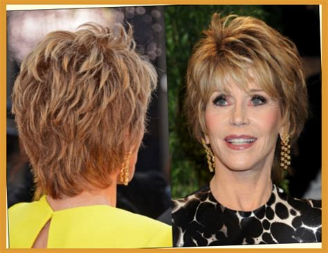 how to cut fonda hairstyle jane fonda short haircuts hairstyles pictures