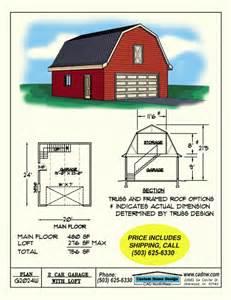 gambrel roof garage plans 2 car barn style gambrel roof garage with loft favething com