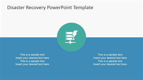 Disaster Recovery Powerpoint Template Disaster Recovery Powerpoint Template Slidemodel