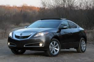 2013 acura zdx review ratings specs prices and photos