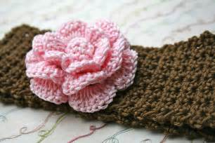 free patterns and on flower hair crochet patterns baby headband pattern instant download