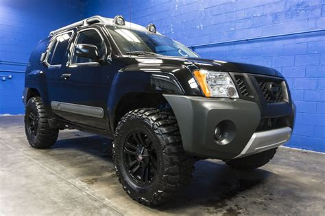 nissan xterra lifted road 2015 nissan xterra