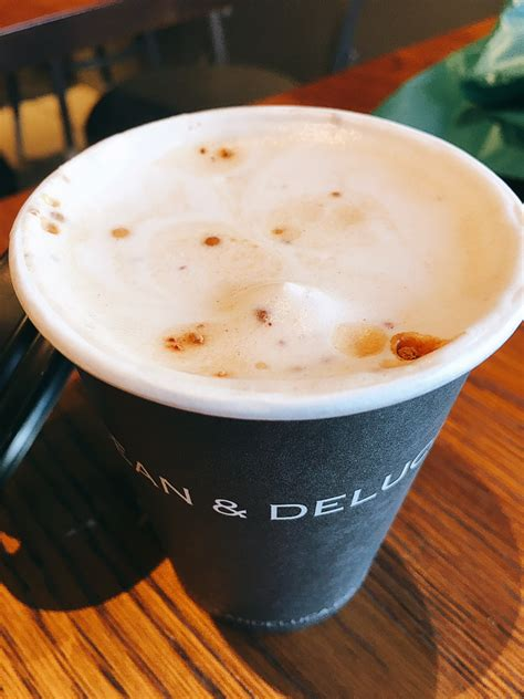 Three Hot Drinks From Dean And Deluca For Your Winter
