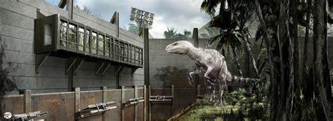 Post Resume For Jobs by Jurassic World Concept Art