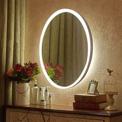 Vanity Mirror With Lights How To Top 10 Best Led Lighted Vanity Mirrors In 2017