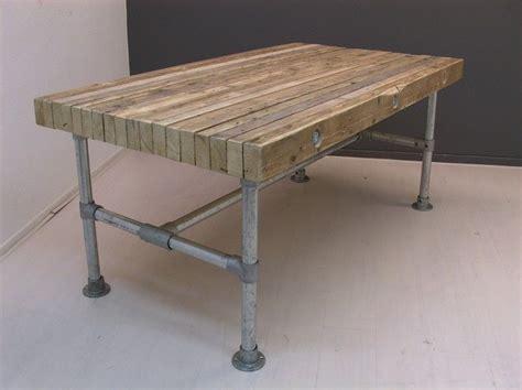 tafel van balken tafel van balken op zijn kant 5 5x10 14cm met