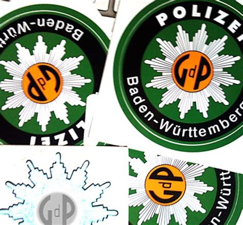 Aufkleber Polizeigewerkschaft by Der Polizeiaufkleber Ein Wundermittel Dreibeinblog