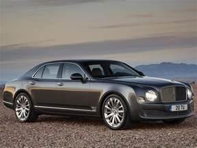 In Bentley Bentley Mulsanne Mulliner 2012