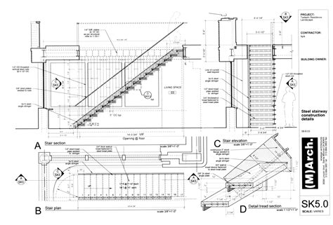 stair section detail exterior stair detail drawings stairs pinned by www