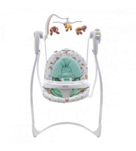 graco lovin hug plug in swing dumyah com baby swings bouncers walkers graco