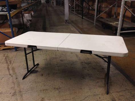 lifetime 72 table lifetime folding table 72 inches l warehouse