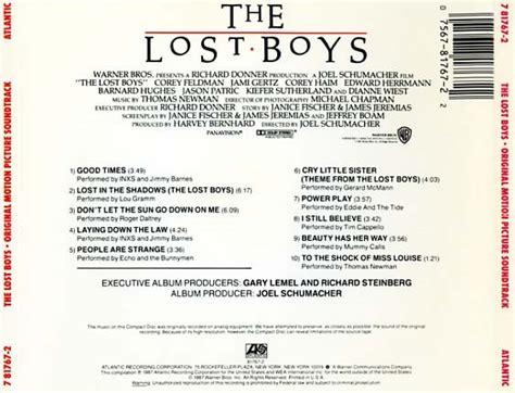the lost soundtrack æ ð mæ æ æ æ æ â the lost boys soundtrack 1987 mp3 alfchild
