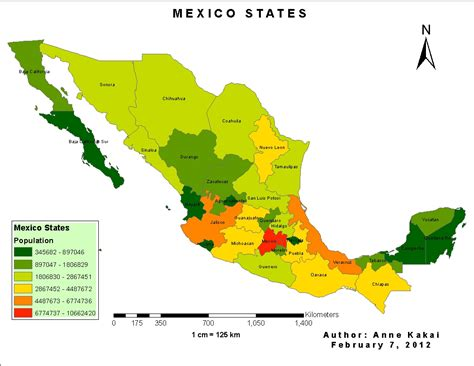 map of mexico states map of mexico states pictures to pin on pinsdaddy