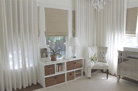 floor to ceiling curtains ikea pearson s room traditional nursery dallas by amy