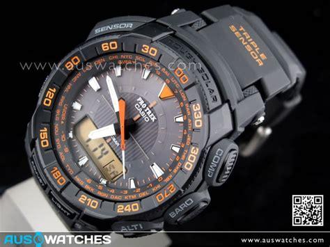 Protrek Prg 550 1a4 buy casio protrek tough solar sensor prg 550