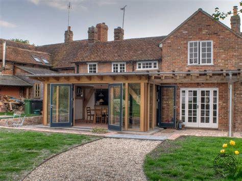 Carpenter Style House by Oak Framed Garden Rooms And Oak Framed Extensions