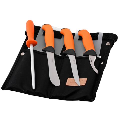 Eka Set by Eka 174 Butcher Set 302501 Fixed Blade Knives At Sportsman