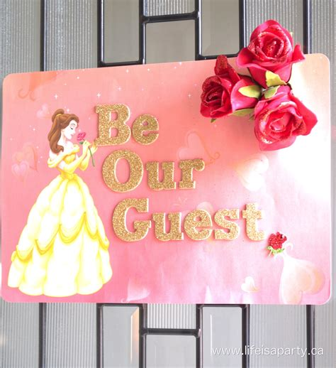 Pinterest Christmas Gift Ideas - beauty and the beast party part i quot the decorations and the food quot life is a party