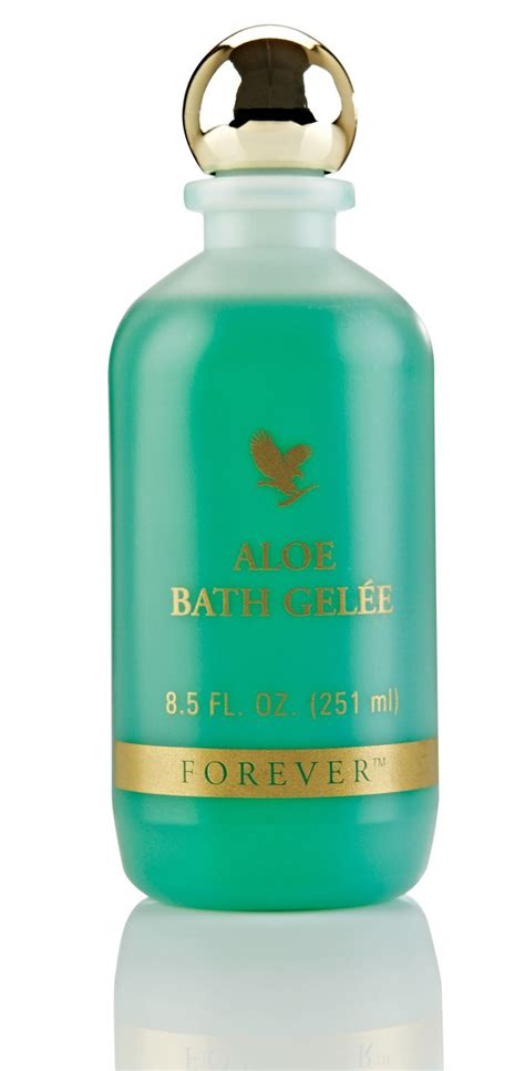 Buy Shower Bath aloe bath gelee from forever living products