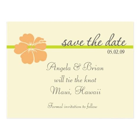 destination wedding save the date template postcard zazzle