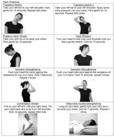 simple neck exercises