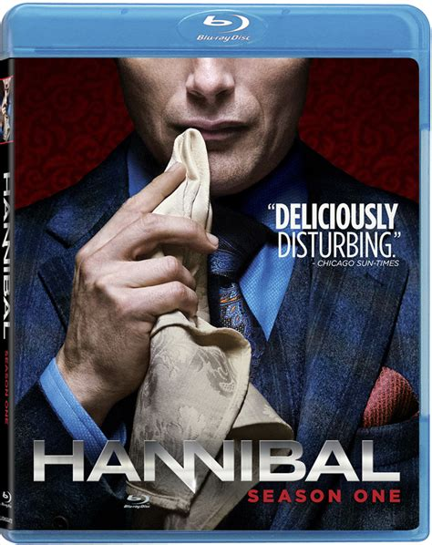Hannibal The Complete Series Bluray hannibal season 1 dvd release details and cover daily dead