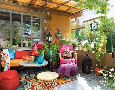 home patio decorating ideas 20 awesome bohemian porch d 233 cor ideas digsdigs