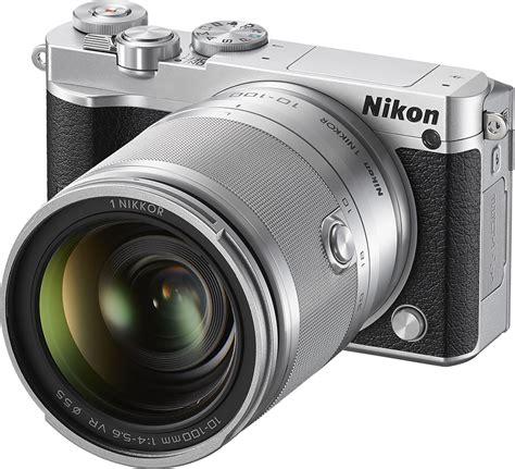 Nikon 1 J5 Single Lens 10 30mm Silver Nikon J5 Review Now Shooting