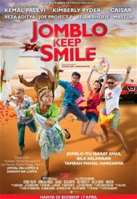 pemain film 3 jomblo galau sinopsis film jomblo keep smile blue sand