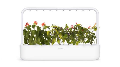 the smart garden smart garden grow fresh vegetables with led and sensors