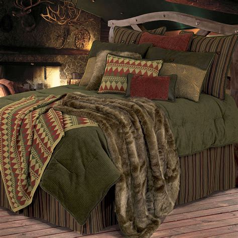 wilderness ridge   pc comforter bed set