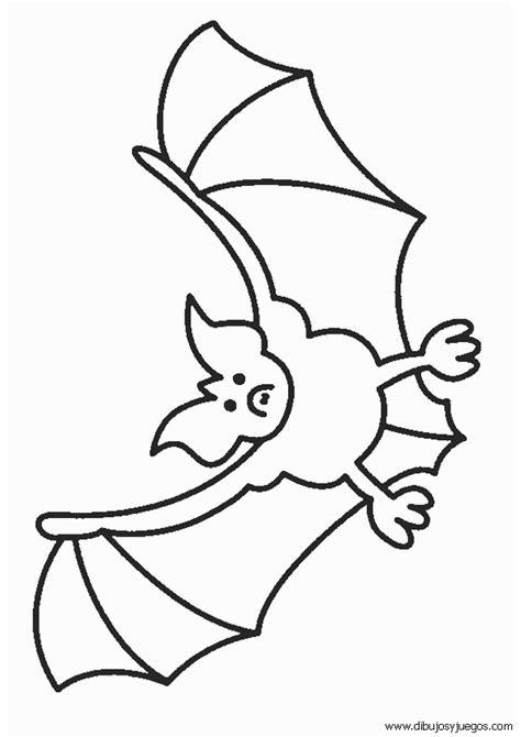 dibujos de murcielagos para dibujar dibujo de halloween murcielago 002 dibujos y juegos