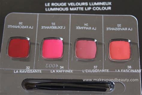 Harga Chanel Velvet No 34 chanel velvet lipstick la raffinee