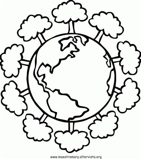 printable pictures earth earth day coloring pages preschool and kindergarten