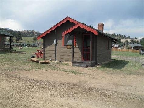 Tiny Town Cottages Estes Park Cabin Picture Of Tiny Town Cabins Estes Park Tripadvisor
