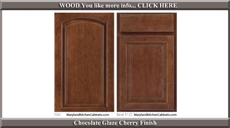 kitchen cabinet styles and finishes 513 cherry cabinet door styles and finishes maryland