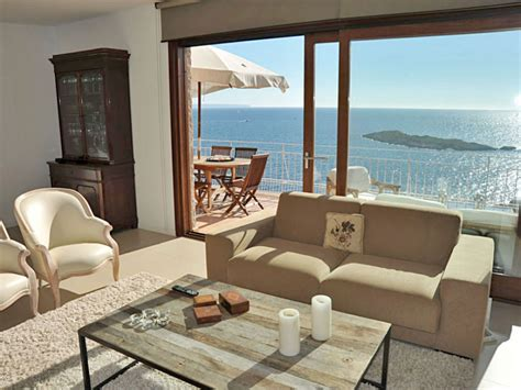 sea view living room sea view holiday apartment illetas id 2315 mallorca