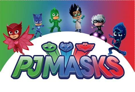 25 pjmasks clipart digital png pj masks image picture
