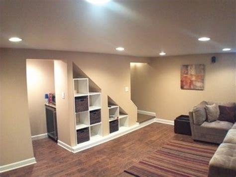 finished small basement ideas basement remodeling ideas