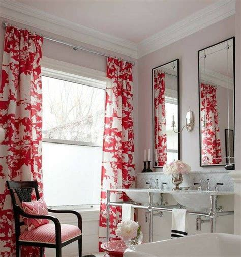 give your bathroom the luxury of curtains terrys fabrics