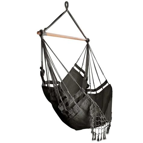 hammock swing chairs hammock swing chair boho grey