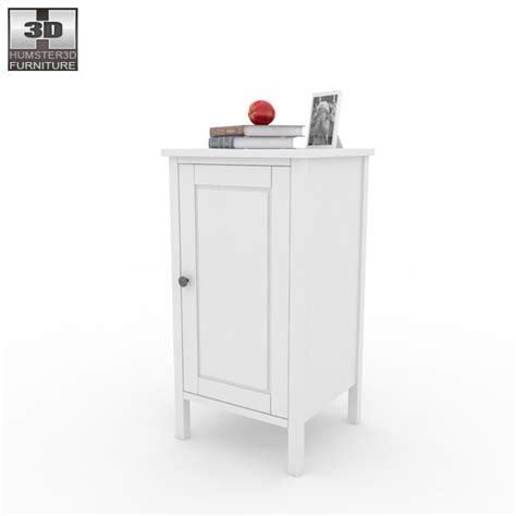 ikea hemnes bed 2 3d model humster3d ikea hemnes bedside cabinet online information