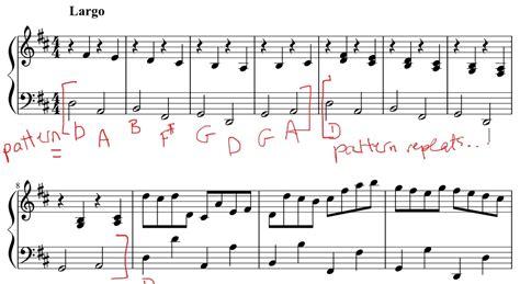tutorial piano canon canon in d piano tutorial pianotv net