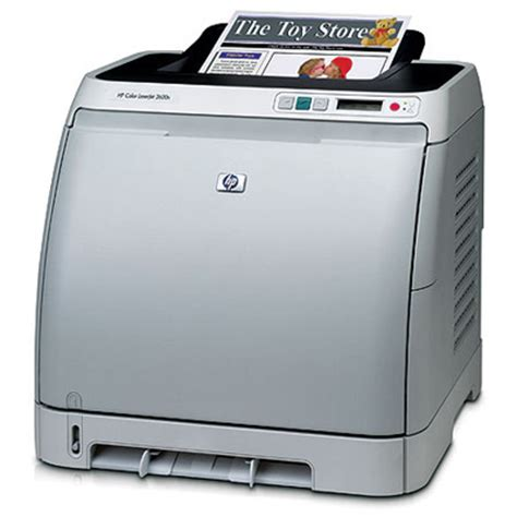 Printer Hp Color Laserjet 2600n General Hp Color Laserjet 2600n Printer Specifications Techyv